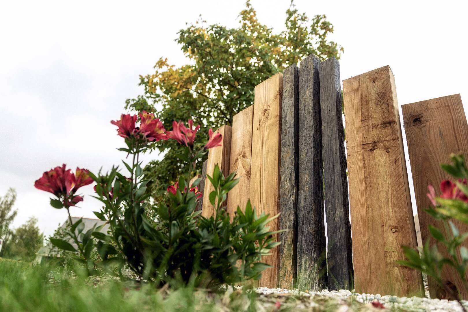 Bonnet Paysagiste paysagiste à Vannes et sa région. Plantation de végétaux, aménagement paysager